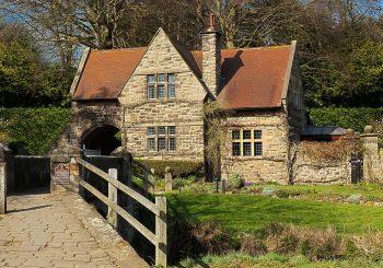 Ancient Architecture Beautiful Cottage